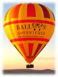 Balloon Adventures Barossa Valley - Casino Accommodation