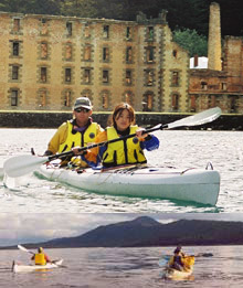 Blackaby's Sea Kayaks and Tours - Casino Accommodation