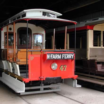 Brisbane Tramway Museum - Casino Accommodation