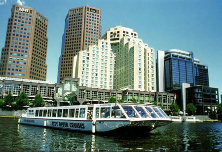 City River Cruises Melbourne - Casino Accommodation