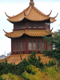 Chinese Garden of Friendship - Casino Accommodation