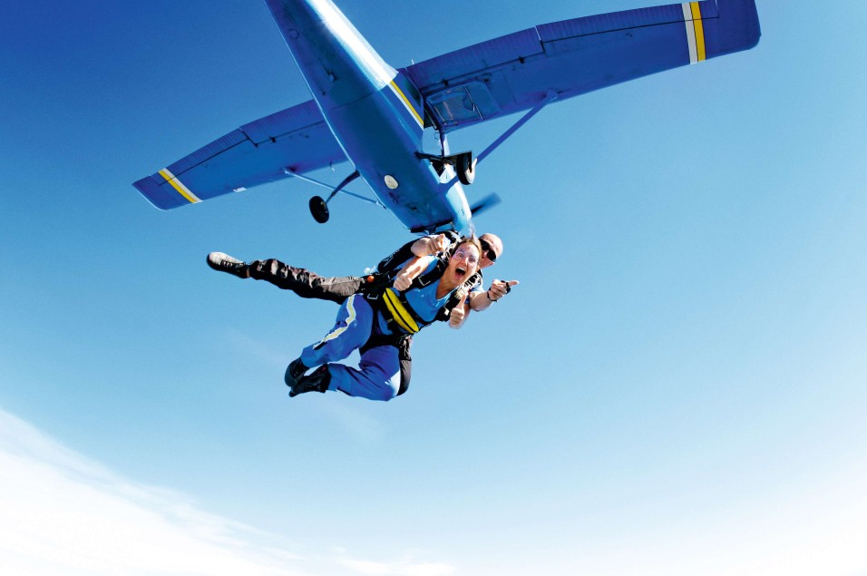 Skydive the Beach and Beyond Yarra Valley - Casino Accommodation