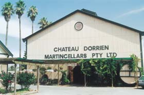 Chateau Dorrien Winery - Casino Accommodation