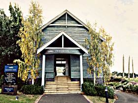 Frogmore Creek Wines - Casino Accommodation