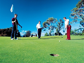 Bagdad Public Golf Course - Casino Accommodation