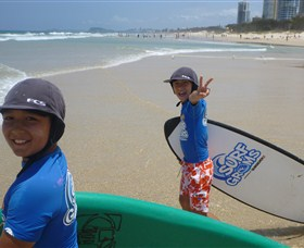 Broadbeach Surf School - Casino Accommodation