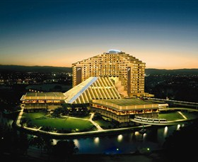 Jupiters Hotel and Casino - Casino Accommodation