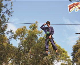 Adventure Parc at Currumbin Wildlife Sanctuary - Casino Accommodation