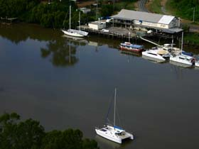 Port of Maryborough - Casino Accommodation