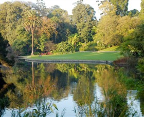 Royal Botanic Gardens Melbourne - Casino Accommodation