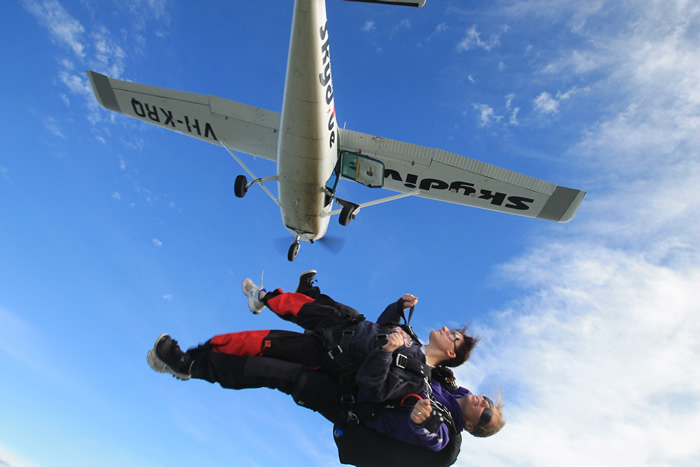 Australian Skydive - Casino Accommodation