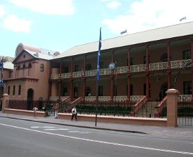 Parliament House - Casino Accommodation