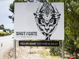 Shut The Gate Winery and Cellar Door - Casino Accommodation