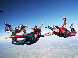 Skydive Maitland - Casino Accommodation