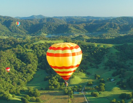 Byron Bay Ballooning - Casino Accommodation