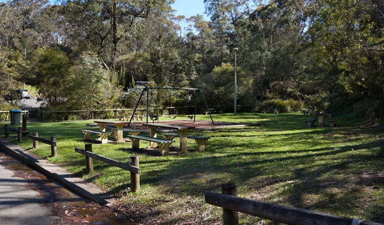 Gordon Falls lookout and picnic area - Casino Accommodation