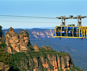 Greater Blue Mountains Drive - Blue Mountains Discovery Trail - Casino Accommodation
