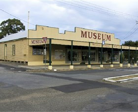 Manning Valley Historical Society and Museum - Casino Accommodation