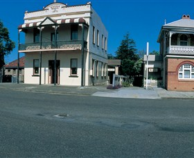 Wingham Self-Guided Heritage Walk - Casino Accommodation