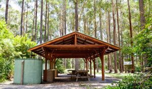 Bongil picnic area - Casino Accommodation