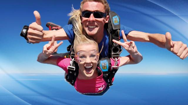 Skydive Oz Canberra - Casino Accommodation