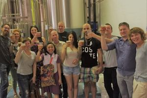 CanBEERa Explorer Capital Brewery Full-Day Tour - Casino Accommodation