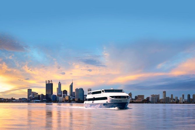 Perth Swan River Dinner Cruise - Casino Accommodation