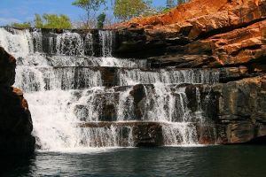 Gorgeous Gorges Fixed-Wing Scenic Flight and Ground Tour from Broome - Casino Accommodation