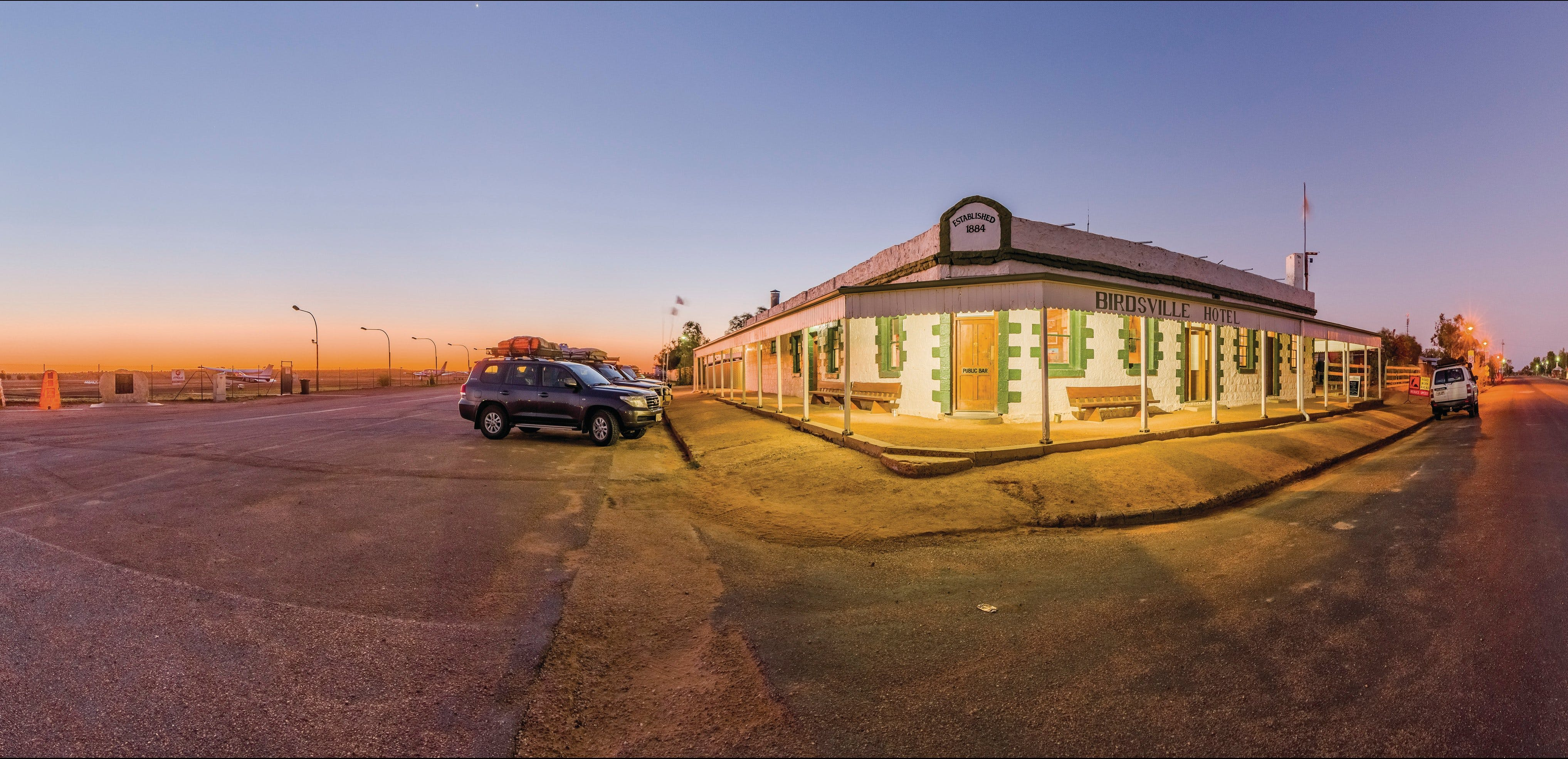 Far West Adventure Drive - Casino Accommodation