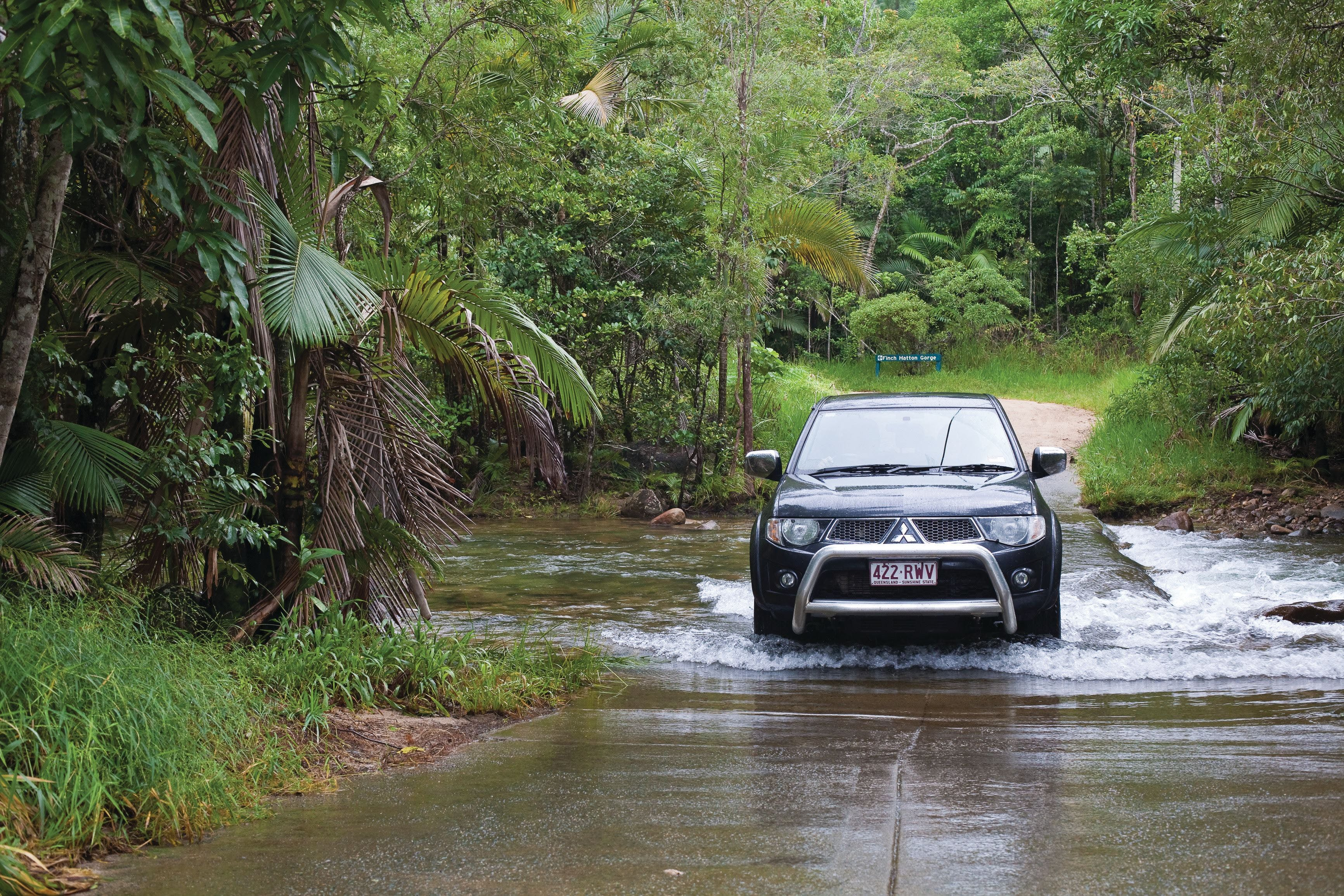 The Pioneer Valley and Eungella National Park - Casino Accommodation