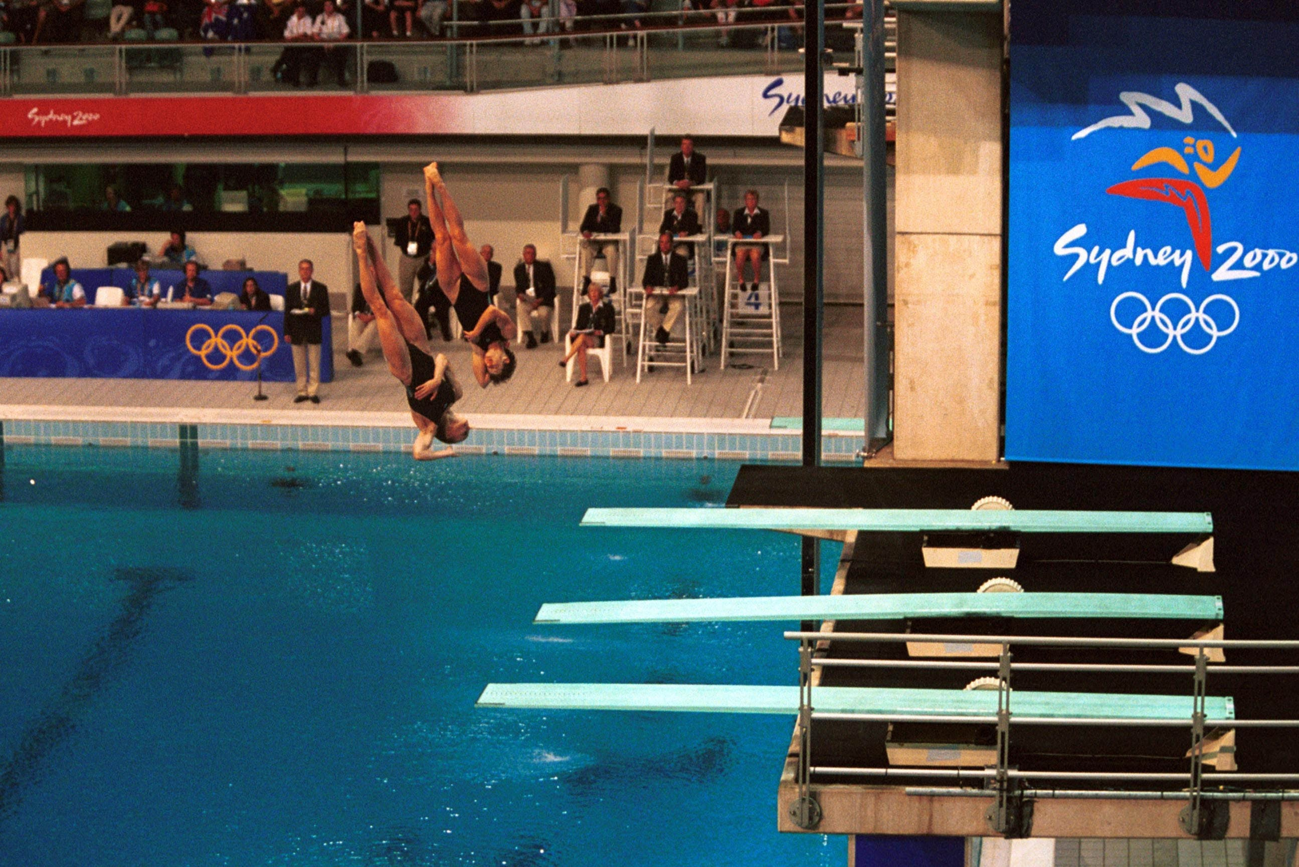Dive Into History at Sydney Olympic Park Aquatic Centre - Casino Accommodation
