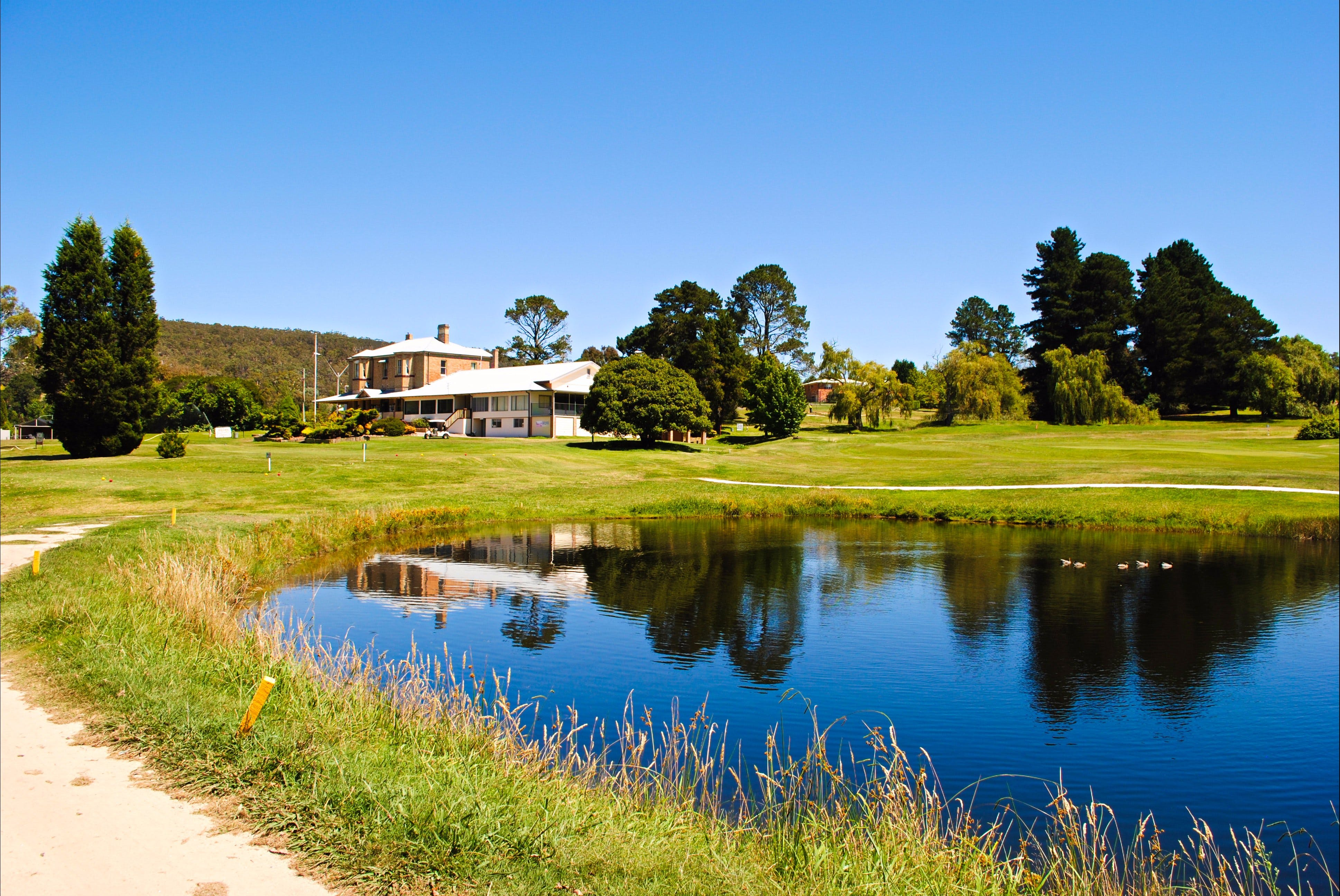 FootGolf Lithgow - Casino Accommodation