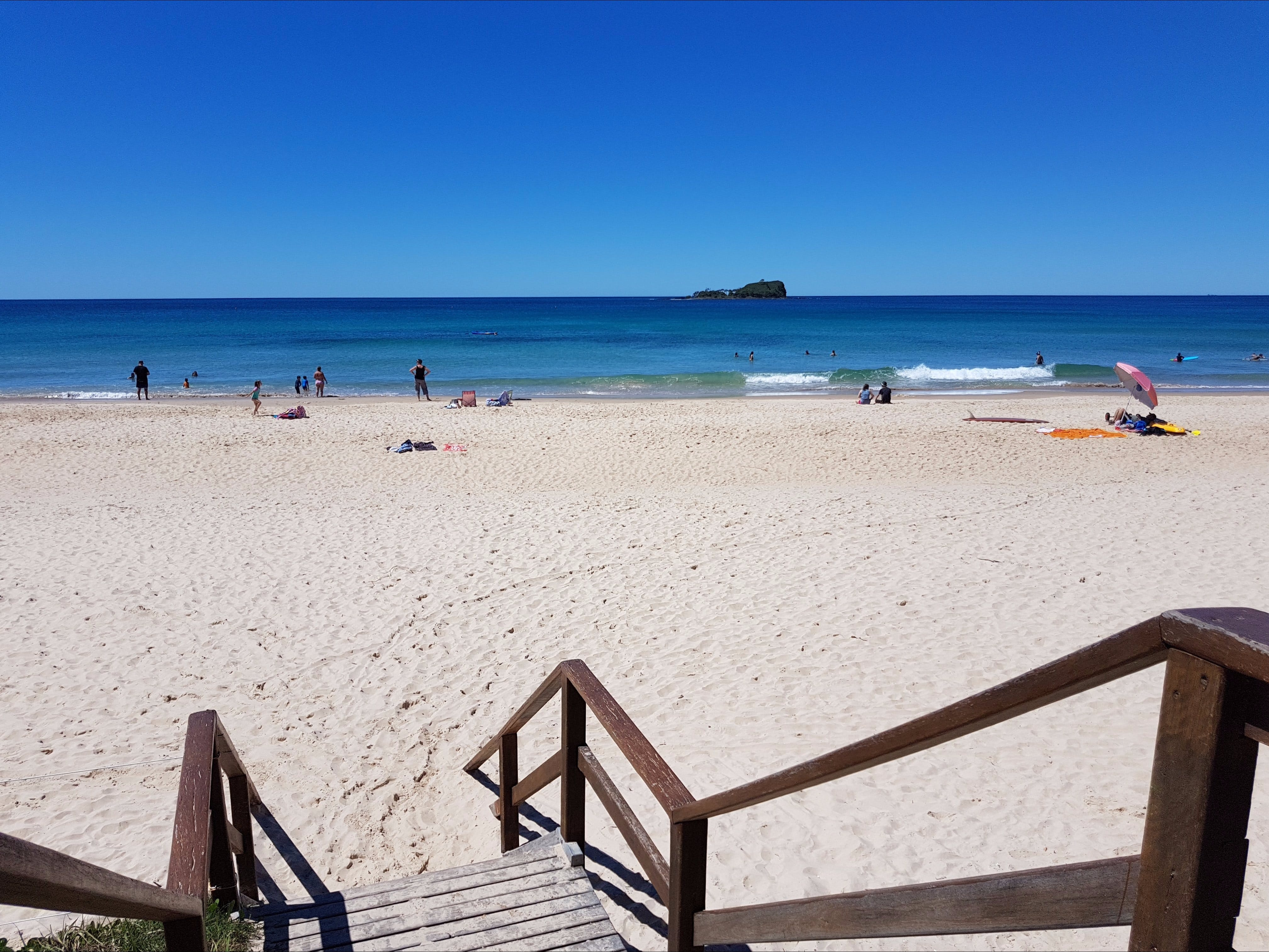 Mudjimba Beach - Casino Accommodation
