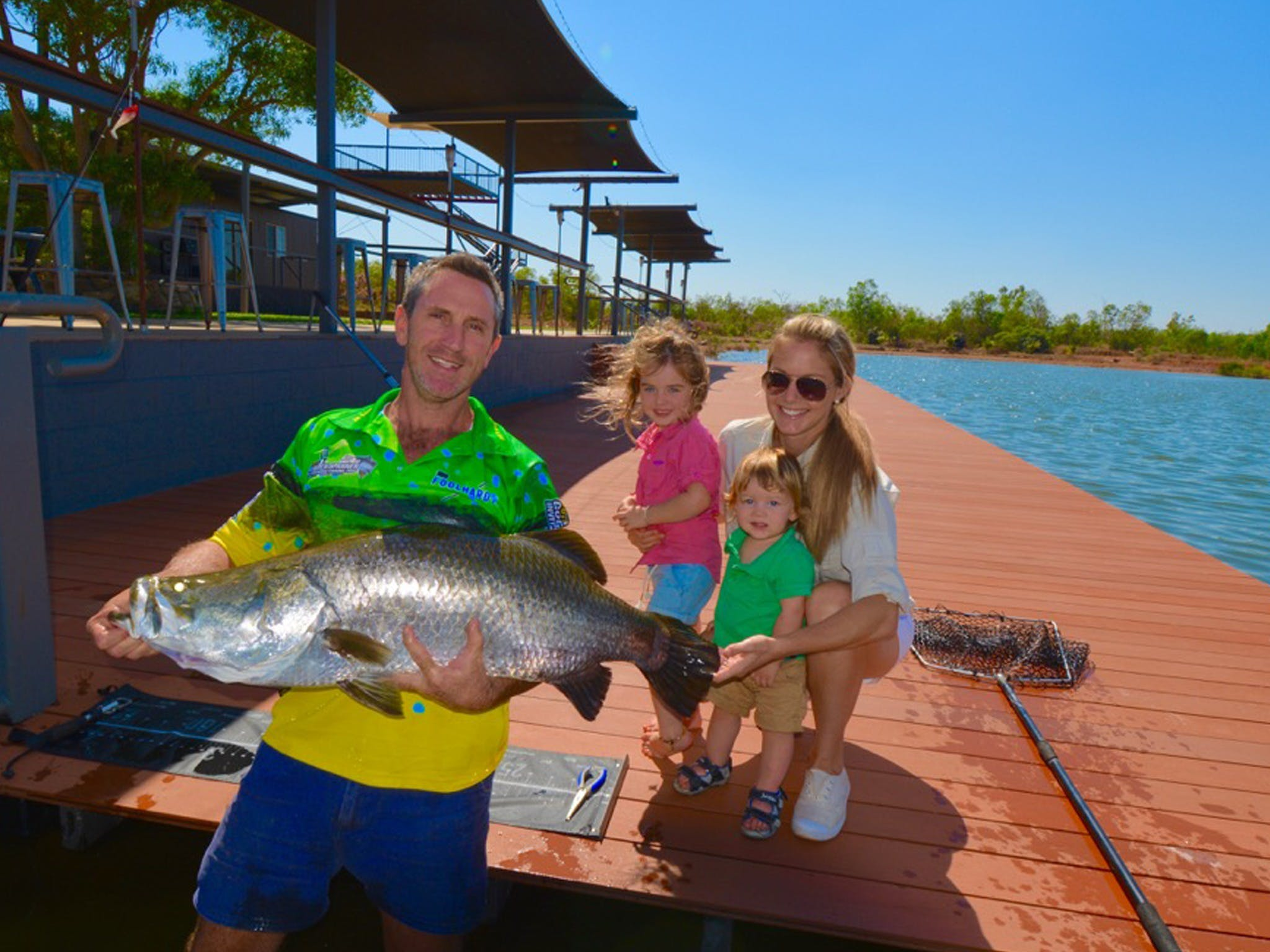 Barramundi Adventures Darwin - Casino Accommodation