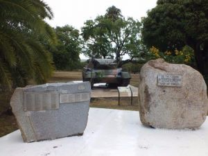 Cooktown War Memorial - Casino Accommodation