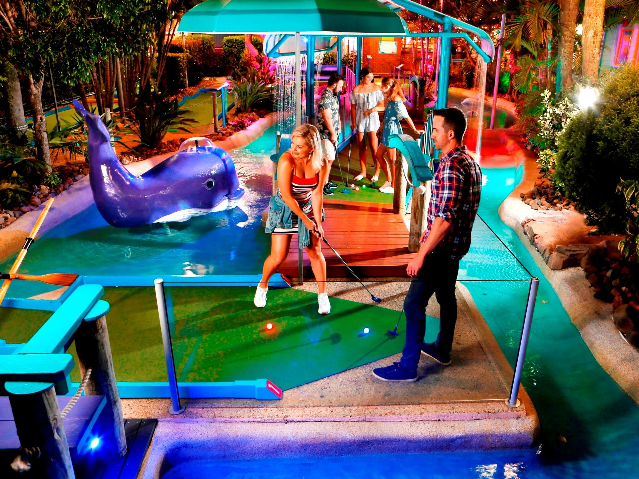 Putt Putt Mermaid Beach - Casino Accommodation