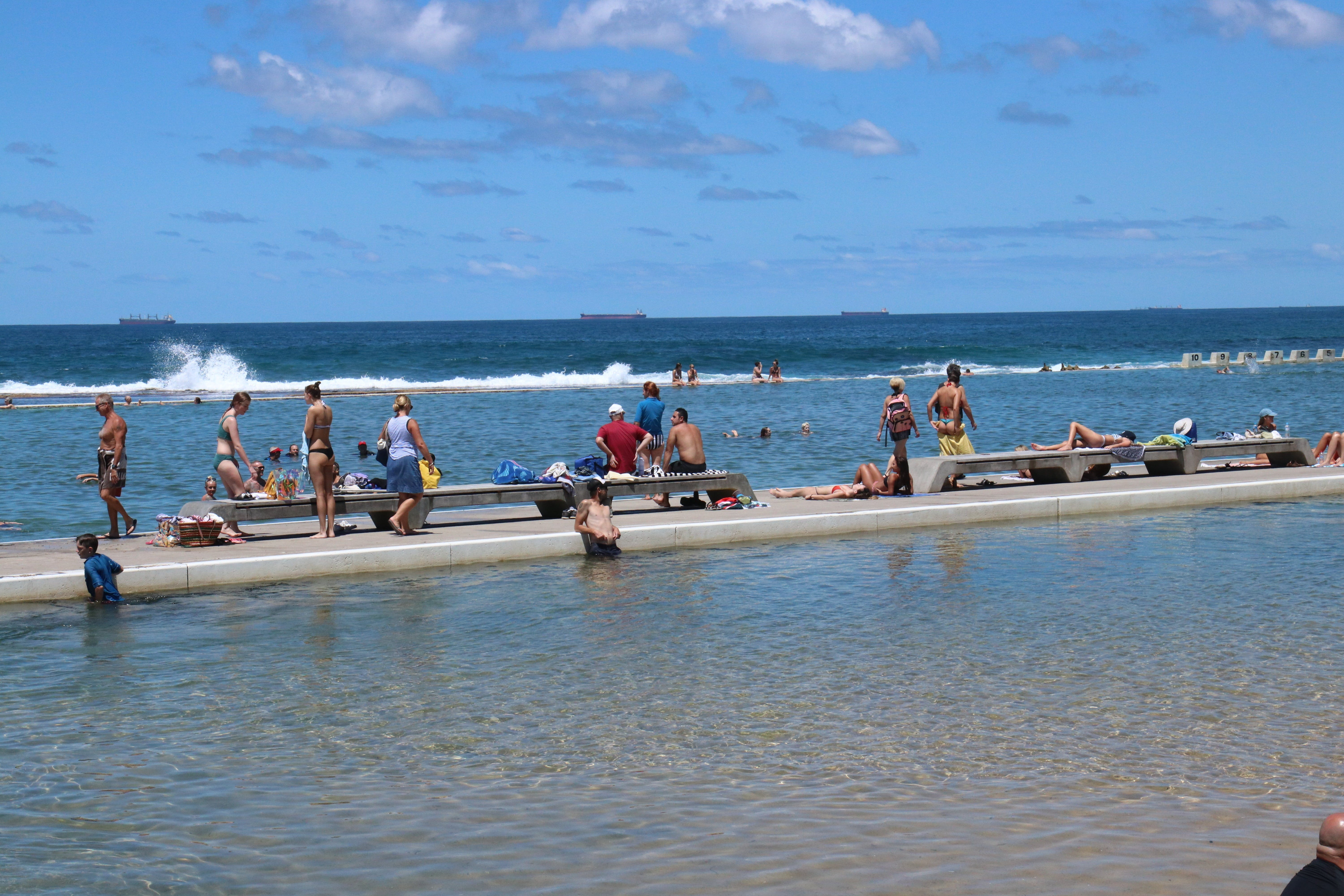 Merewether Ocean Baths - Casino Accommodation