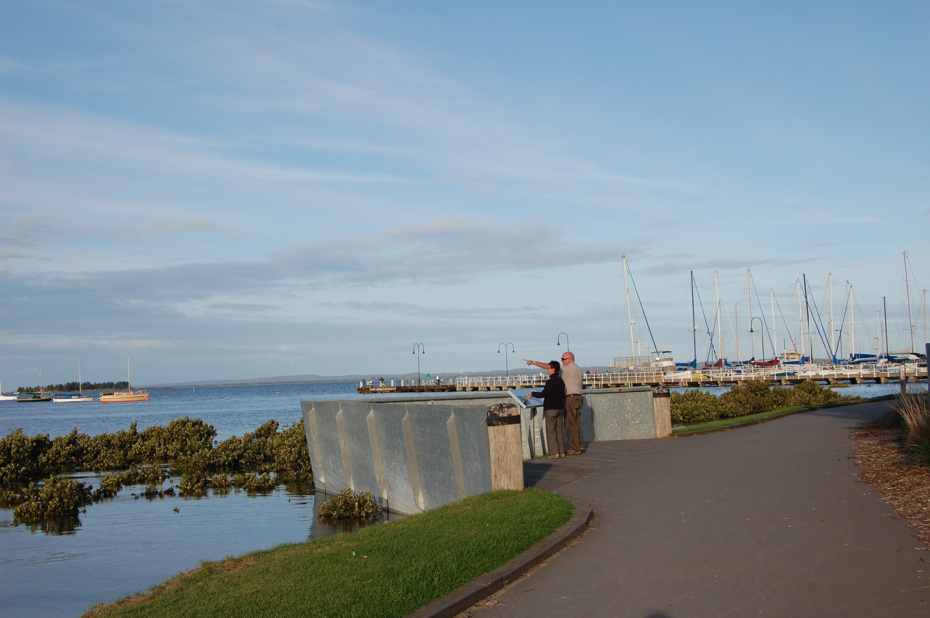 Western Port Bay Trail - Cycling - Casino Accommodation