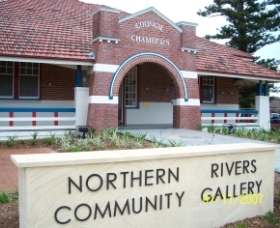 Northern Rivers Community Gallery - Casino Accommodation