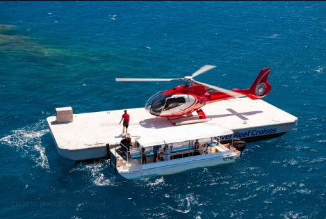 GBR Helicopters - Casino Accommodation