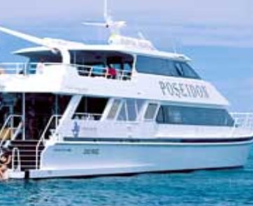 Poseidon Outer Reef Cruises - Casino Accommodation