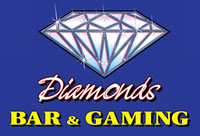 Diamonds Bar and Gaming - Casino Accommodation