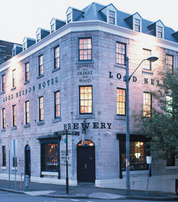 Lord Nelson Brewery Hotel - Casino Accommodation