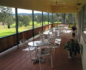 Woodenbong and District Golf Club - Casino Accommodation
