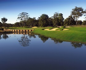 Kooindah Waters Golf Club - Casino Accommodation