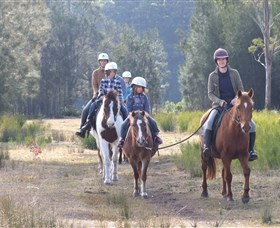 Horse Riding at Oaks Ranch and Country Club - Casino Accommodation