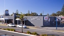Bellevue Hotel Tuncurry - Casino Accommodation