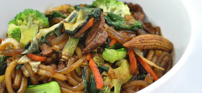 Stir Crazy Noodle Bar - Casino Accommodation