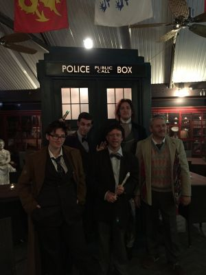 Dr Who Quiz Night - Casino Accommodation