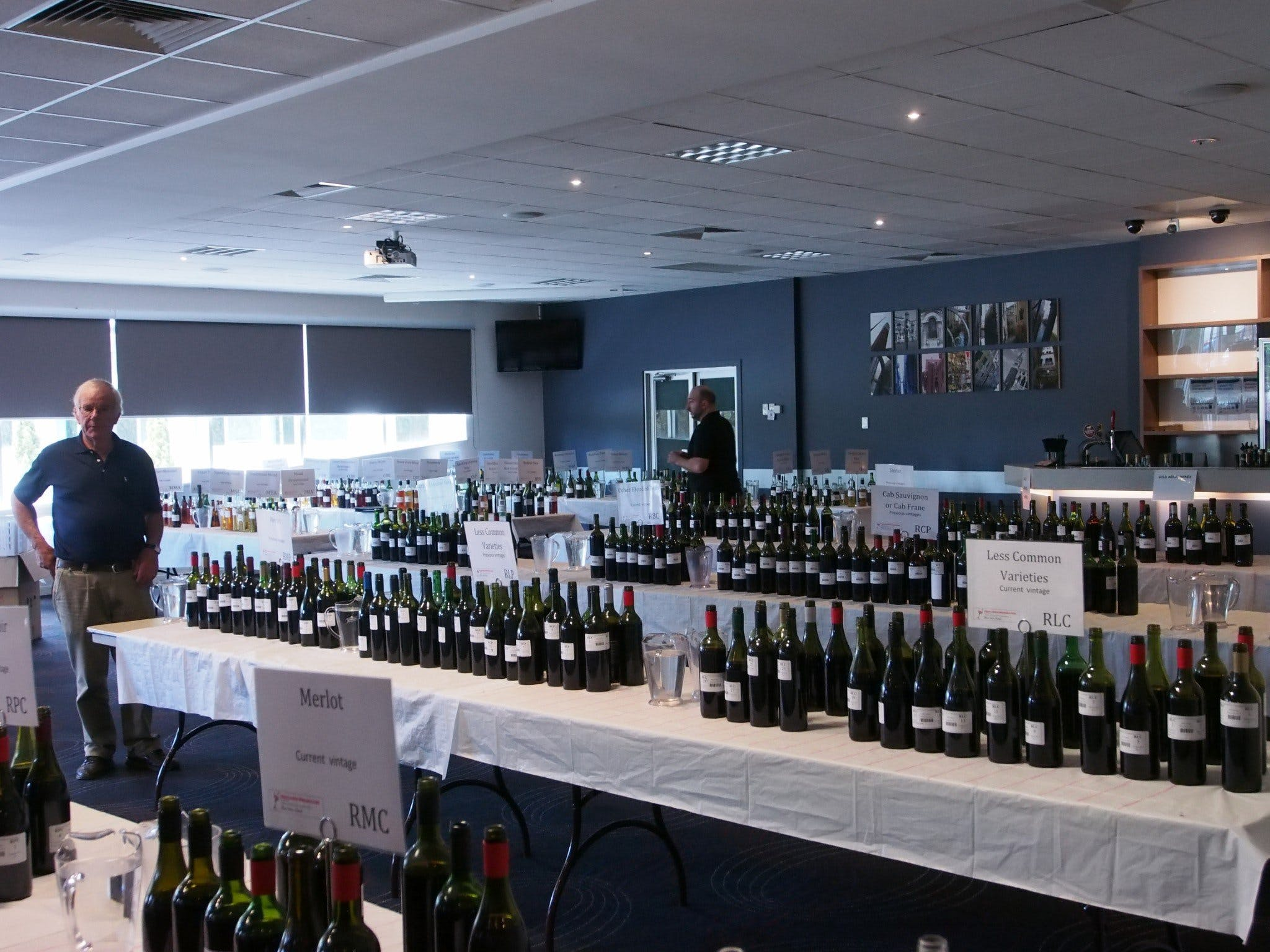 Eltham and District Wine Guild Annual Wine Show - 51st Annual Show - Casino Accommodation